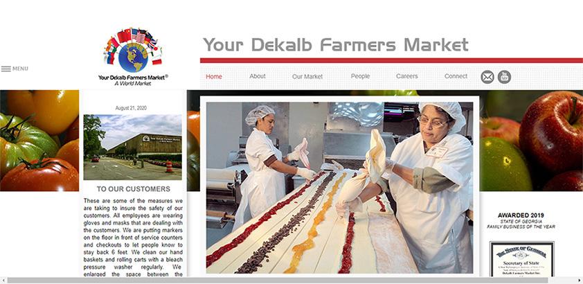 Dekalbs Farmers Market